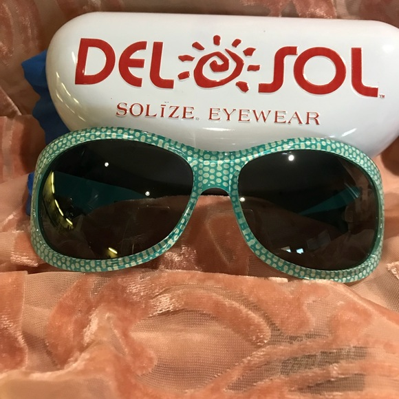del sol Accessories | Solize Sunglasses